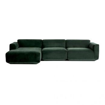 Develius 3-Seater Sofa with Chaise Longue on beds sofa, mattress sofa, divan sofa, art sofa, bench sofa, bookcase sofa, settee sofa, table sofa, bedroom sofa, futon sofa, glider sofa, pillow sofa, ottoman sofa, storage sofa, cushions sofa, couch sofa, recliner sofa, chair sofa, lounge sofa, fabric sofa,