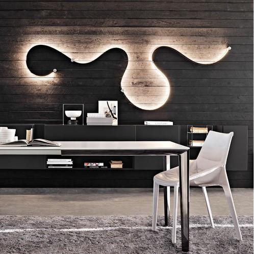 Cini & Nils - FormaLa LED Wand-/Deckenleuchte