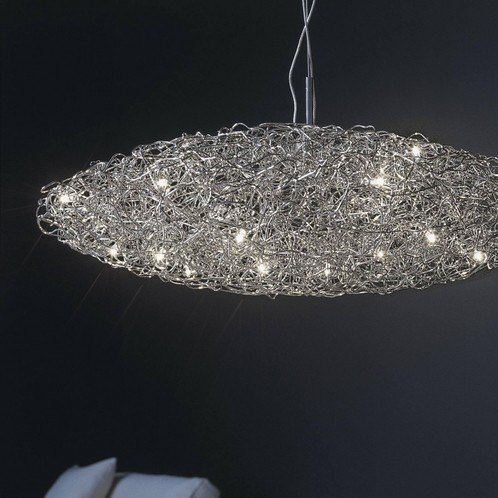 Brand van Egmond - Crystal Waters Ufo Pendelleuchte
