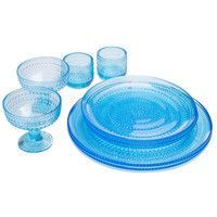 iittala - Kastehelmi Candlelight Dinner Set 8 Pieces