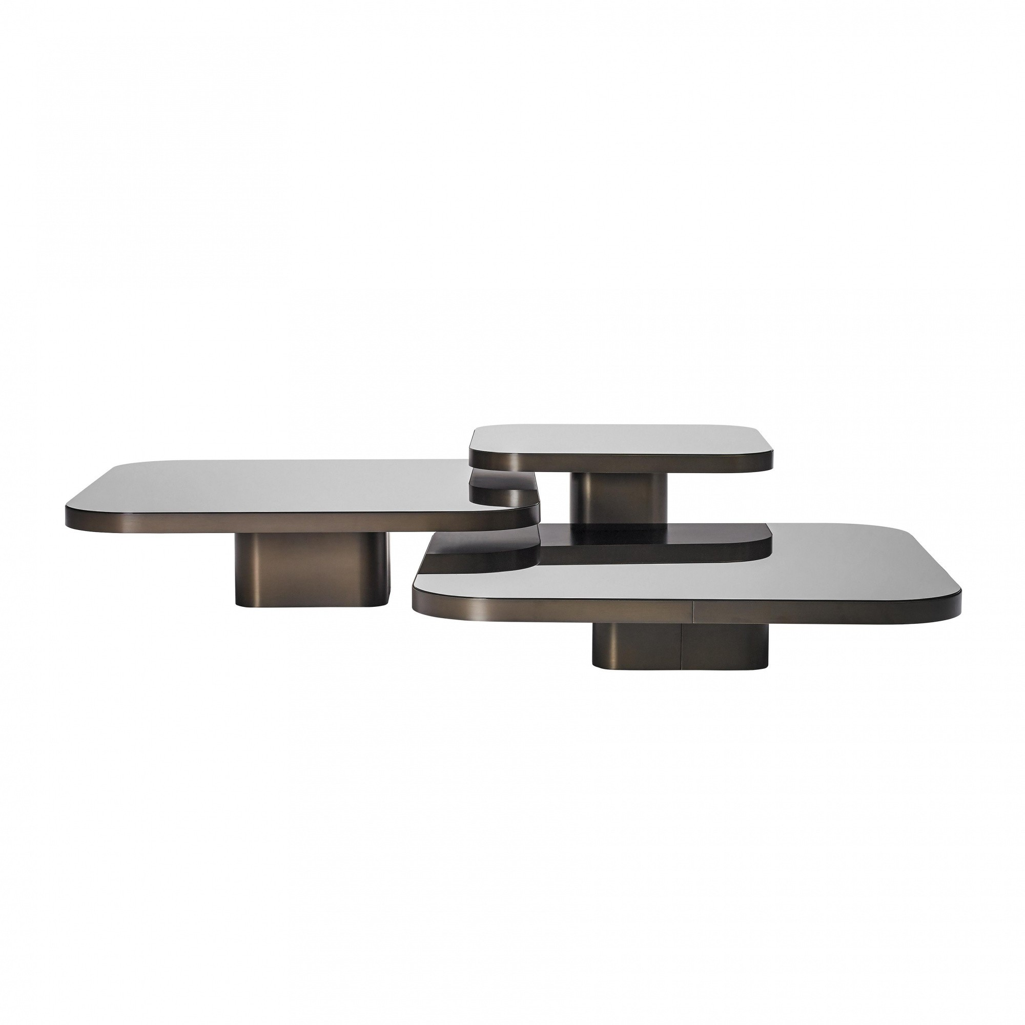 Bow Coffee Table Set Of 3