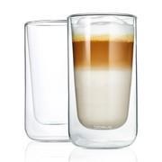 Blomus - Nero Latte Macchiato Glas 2er Set