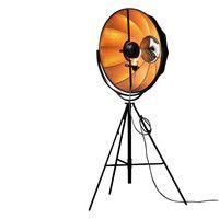 Pallucco - Fortuny Bronze Rubelli LED Floor Lamp