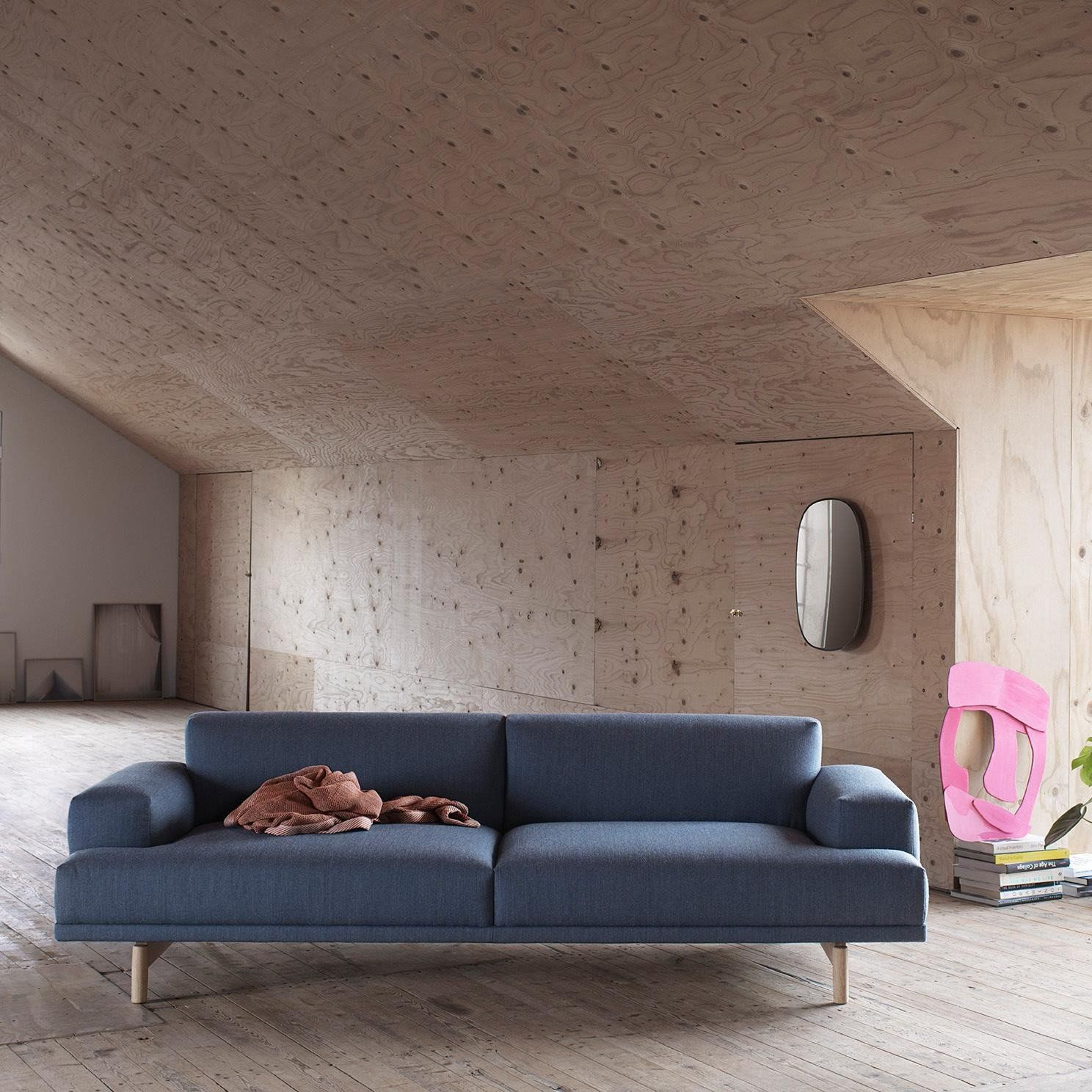 Muuto Compose 3 Seater Sofa | AmbienteDirect