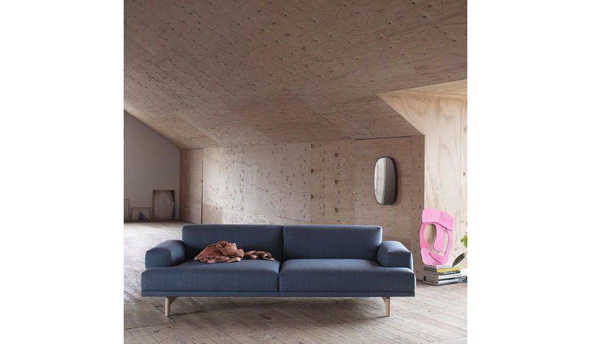 Chaise muuto. gallery of mobilier chaises fauteuils de salle manger