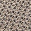 GAN - Garden Layers Small Roll Gofre Kissen - terrakotta/Handwebstuhl/LxBxH 78x25x25cm