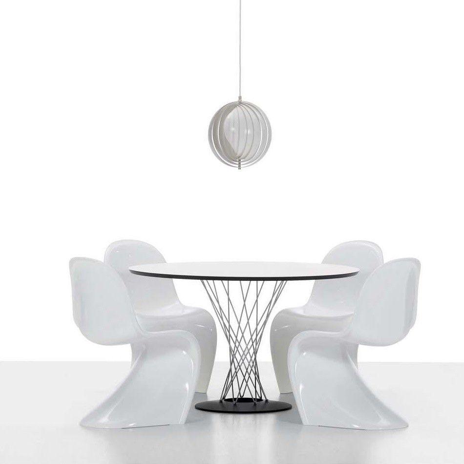 panton chair classic stuhl vitra verner panton. Black Bedroom Furniture Sets. Home Design Ideas