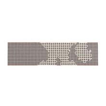 GAN - Bandas Individual Teppich 240x60cm