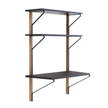 Artek - Kaari REB013 Wall Shelf with Desk