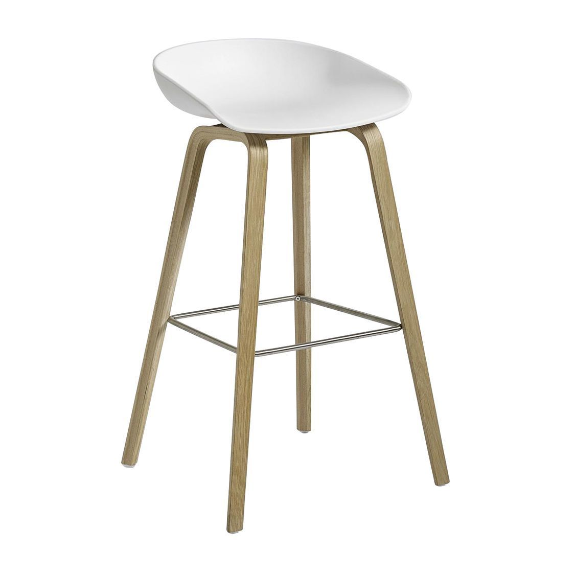 About A Stool Aas32 Bar Stool 75cm Hay Ambientedirect Com