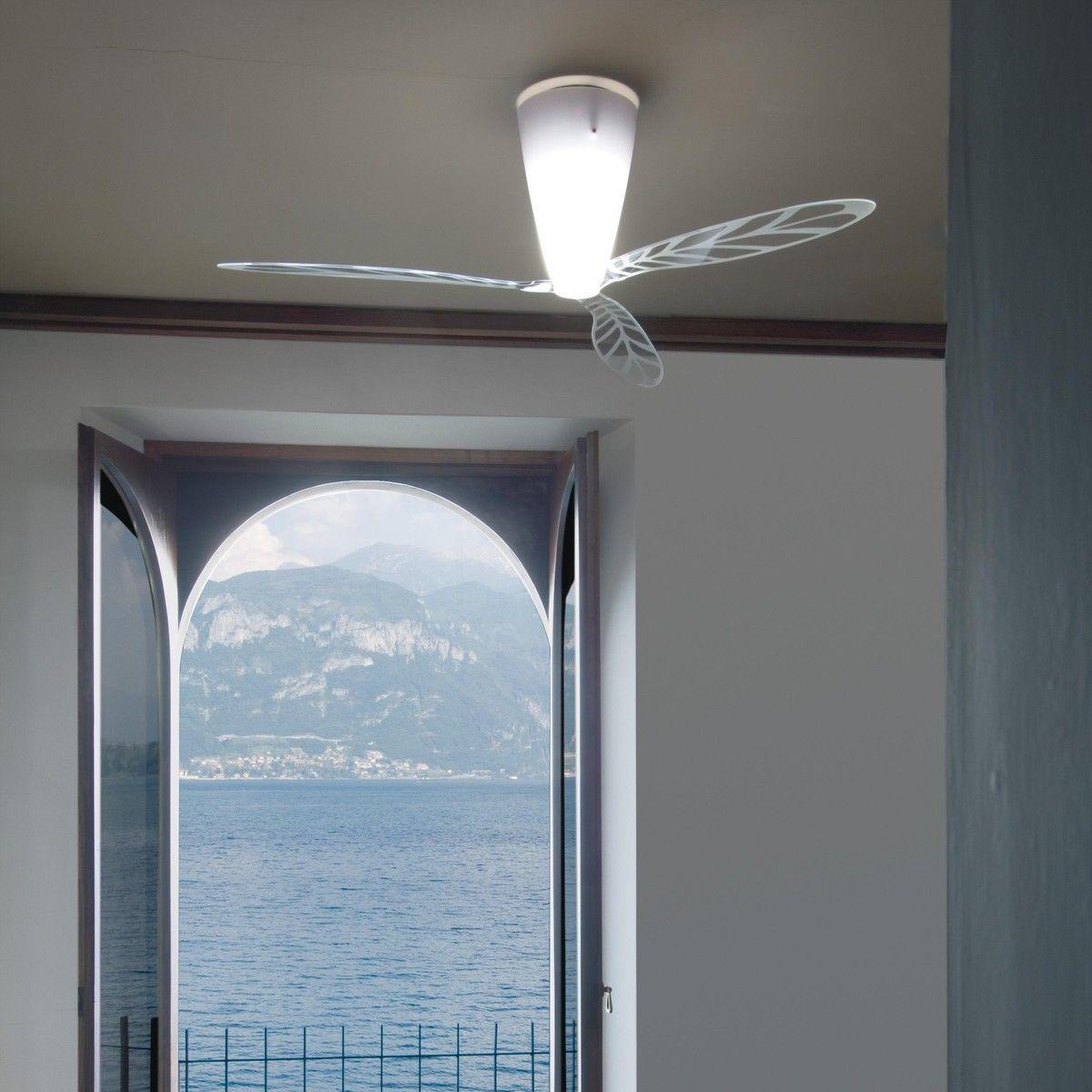 Ventilateur Salle De Bain Lumiere : Blow – Ventilateur et Plafonnier