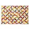Nanimarquina - Kala Teppich - multicolour/Neuseeland-Wolle/200x300cm