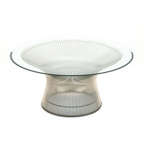 Knoll International - Platner Couchtisch Ø91.5cm