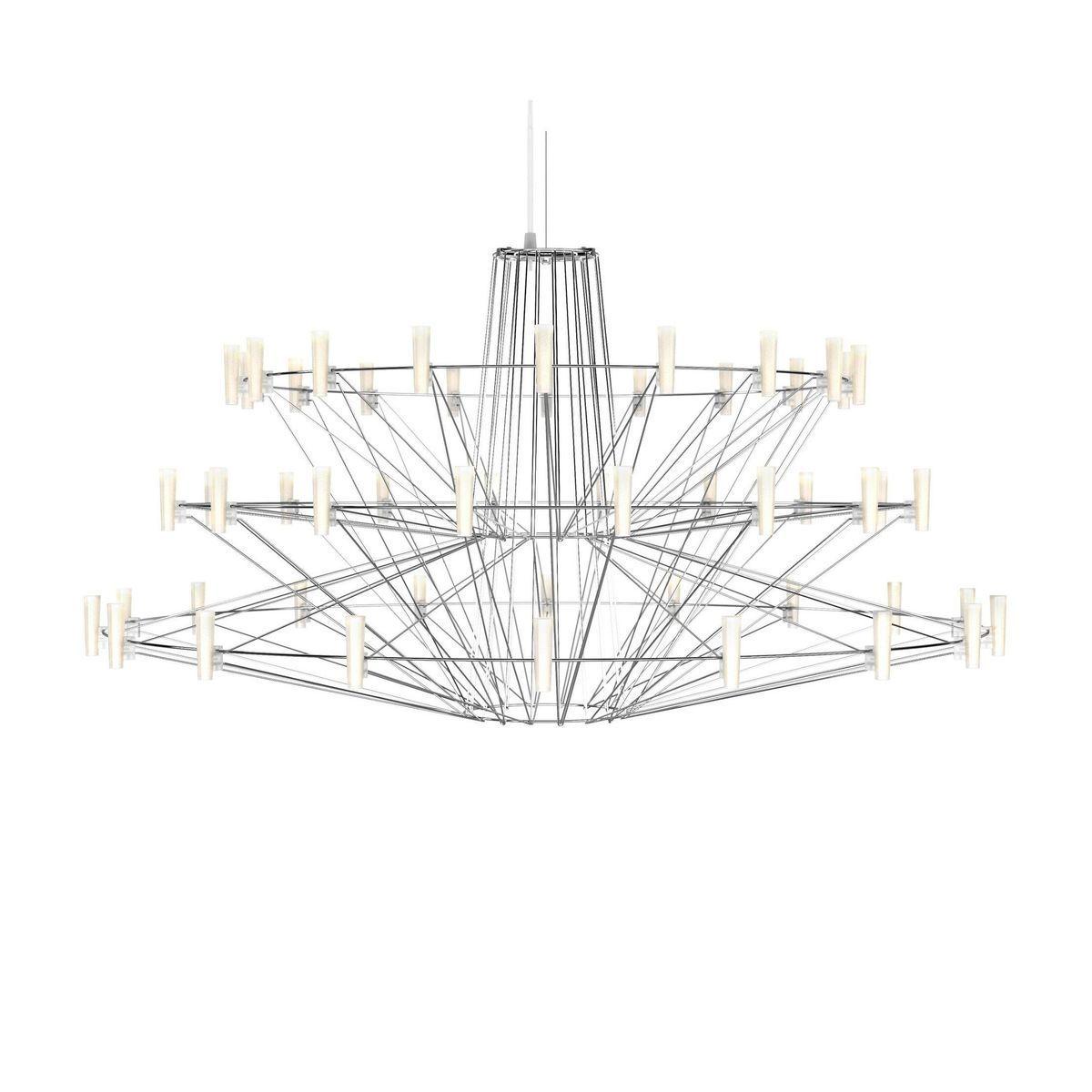 moooi lighting. moooi copplia led suspended lamp chromepolished2700k600lmh lighting