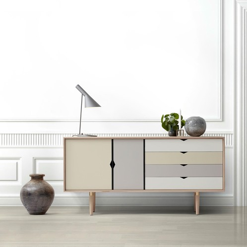 Andersen Furniture - Andersen Furniture S6 Sideboard Fronten bunt