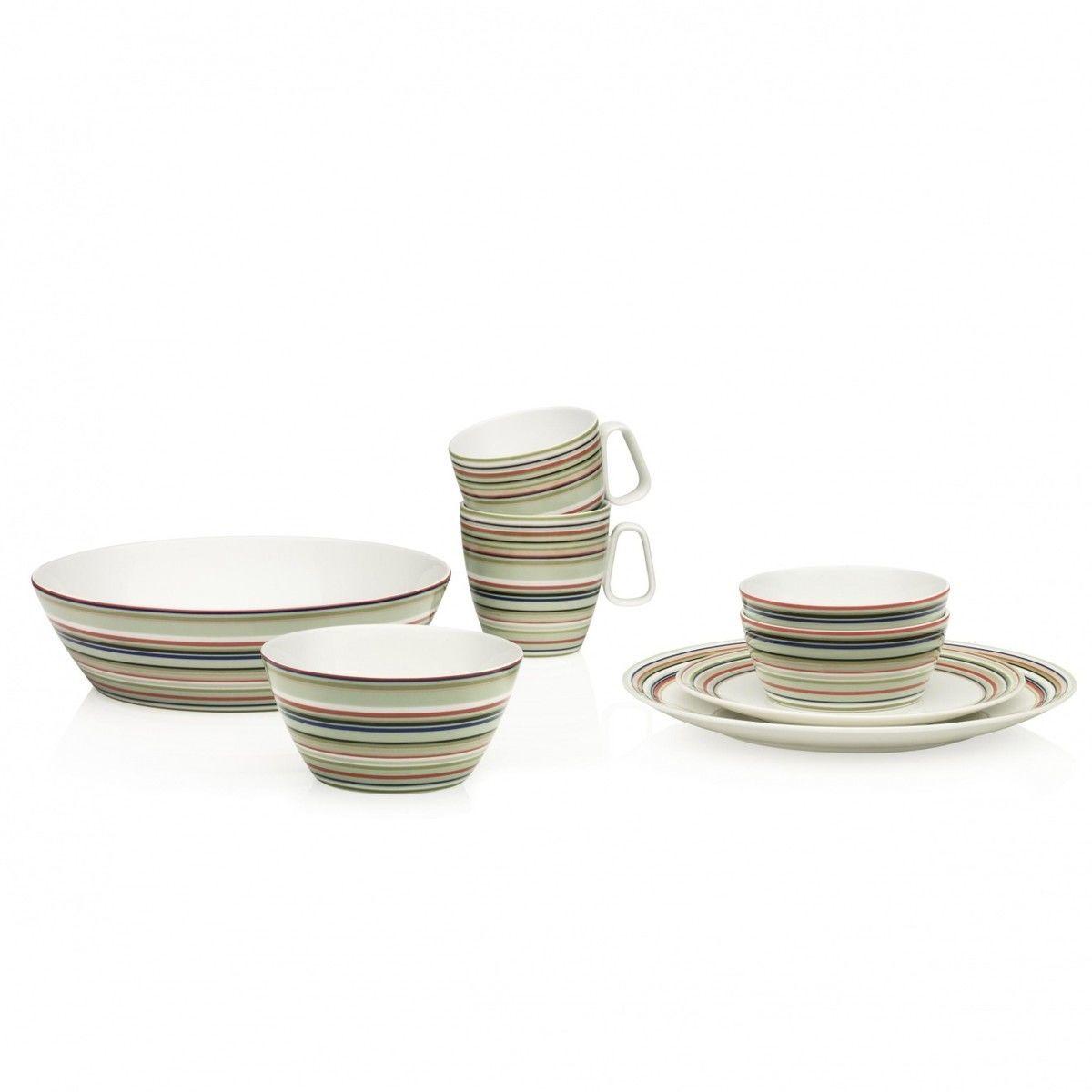 Origo set de 2 assiettes dessert iittala vaisselle for Liquidation set de cuisine