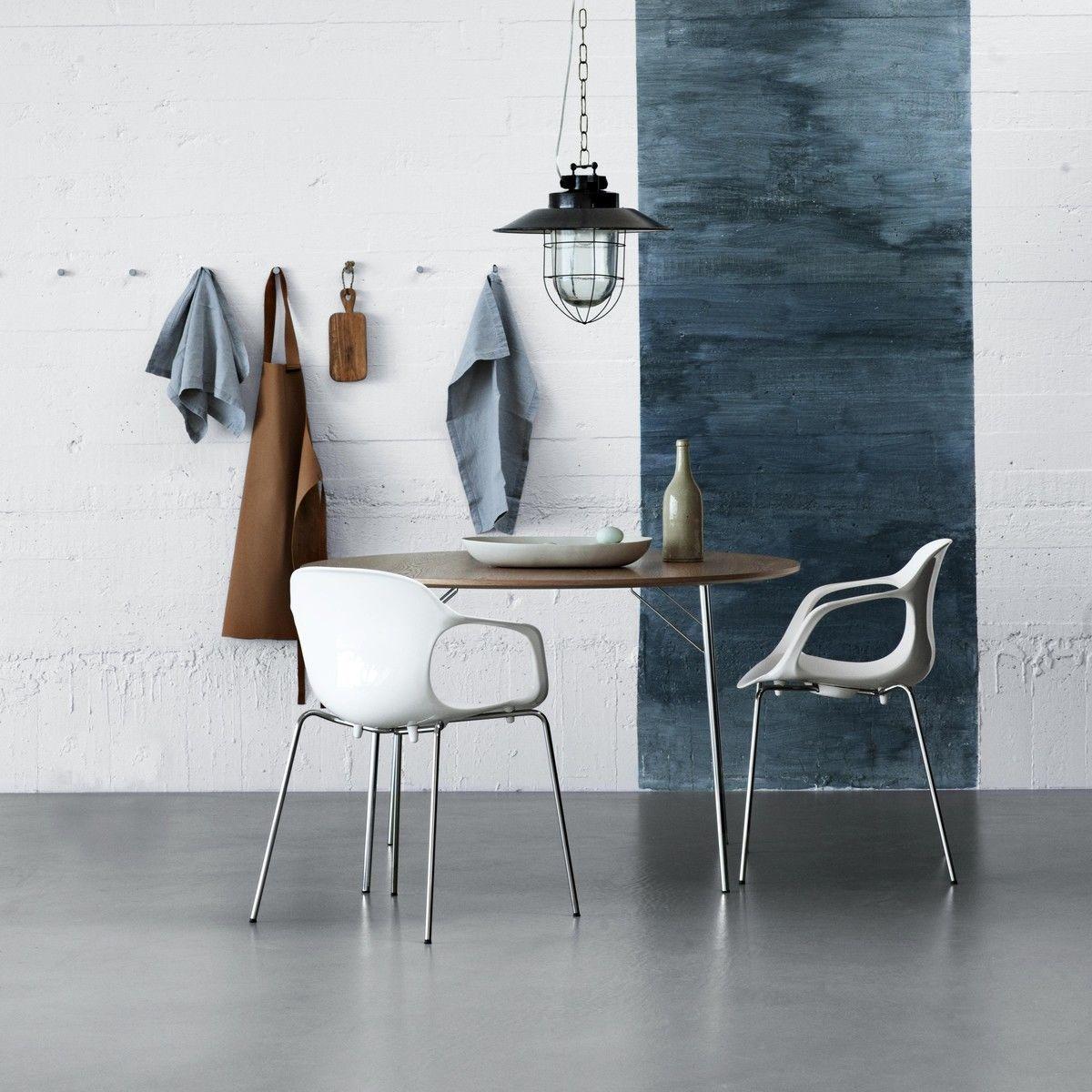 nap armchair 45cm fritz hansen. Black Bedroom Furniture Sets. Home Design Ideas