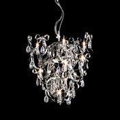 Brand van Egmond - Miss Bow Kronleuchter - nickel/glänzend
