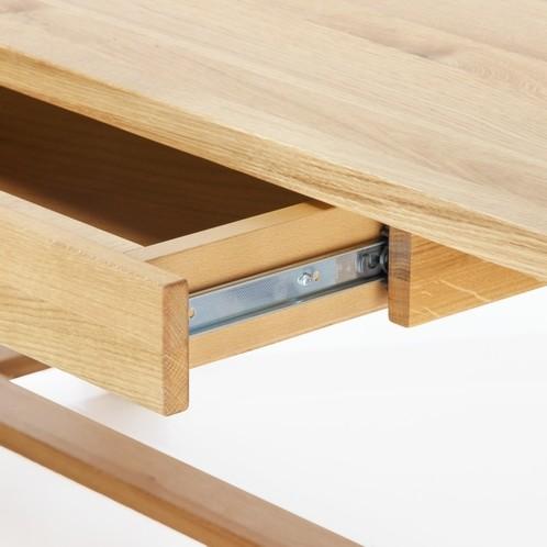 ADWOOD - Vino Holztisch mit Schublade
