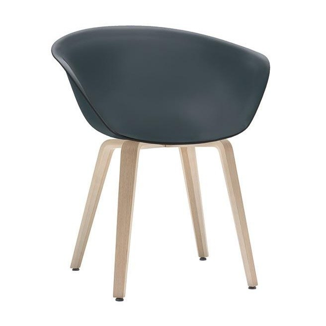 Amazing Duna 02 4203 Chair With Wood Frame Machost Co Dining Chair Design Ideas Machostcouk