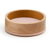 Hey-Sign - Bol de madera Bowl S
