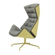 Thonet - Lounge-Sessel 808 - Urban