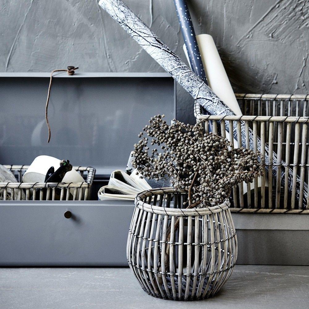 house doctor metall boxen set 2tlg house doctor. Black Bedroom Furniture Sets. Home Design Ideas