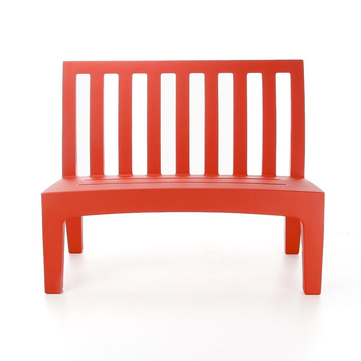 Romeo   Tuinbank   Serralunga   Plastic garden furniture   AmbienteDirect com