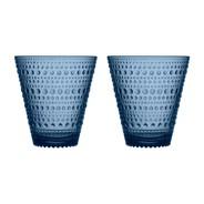 iittala - Kastehelmi Trinkglas 2er Set 0.3L