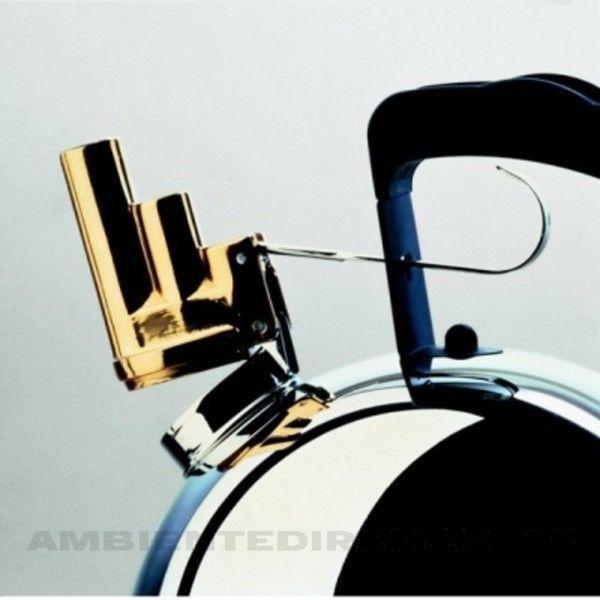 wasserkessel 9091 alessi. Black Bedroom Furniture Sets. Home Design Ideas