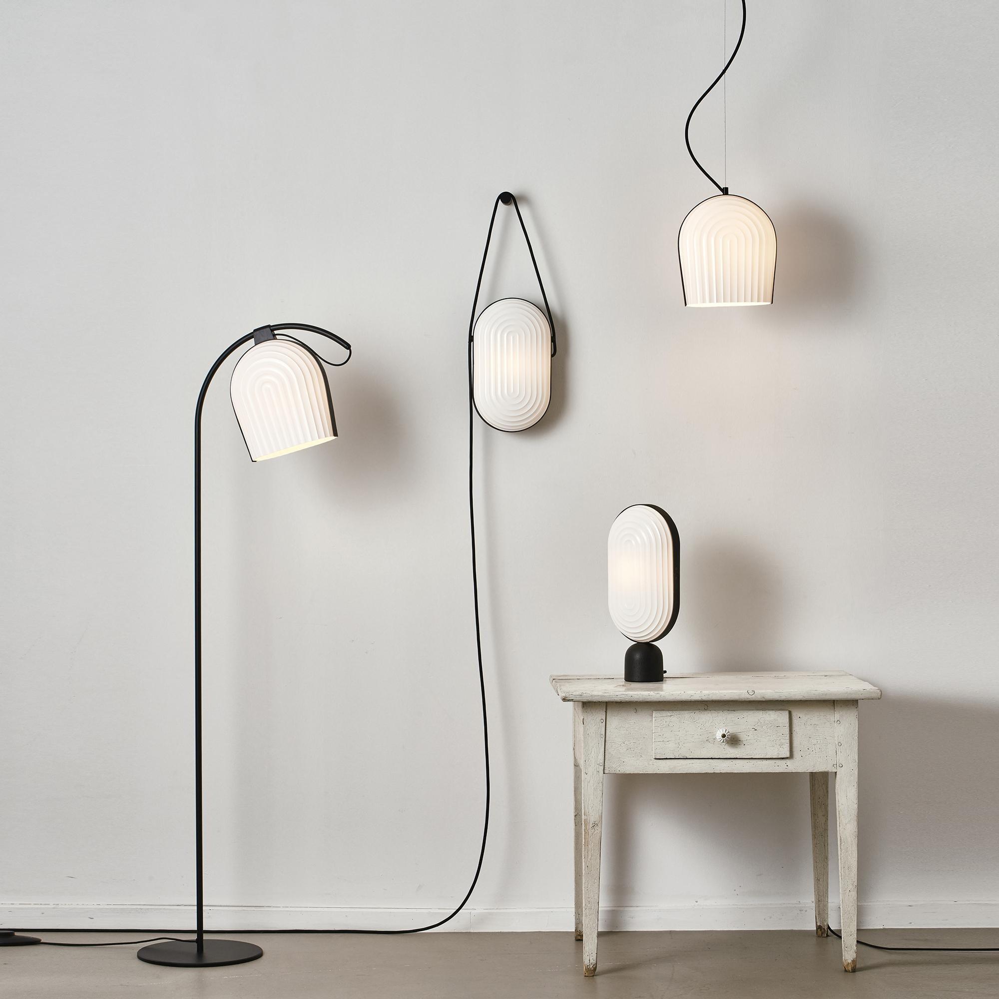 klint lighting pendant lamp le klint arc table lamp ambientedirect