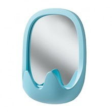 B-Line - Oskar  - Miroir avec étagère de rangement