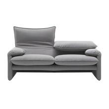 Cassina - Maralunga 40 2-Sitzer Sofa 190x86cm