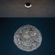 Catellani & Smith - Fil de Fer Suspension Lamp