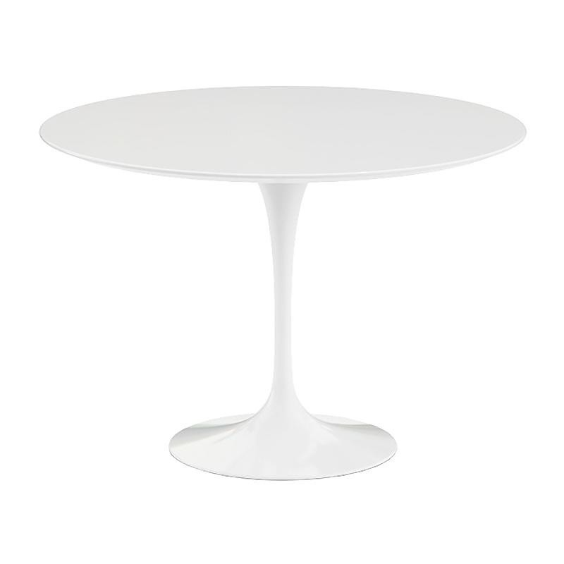 Knoll International Saarinen Table O107cm Ambientedirect