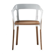 Magis - Steelwood Chair Armlehnstuhl