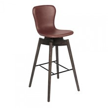 Mater - Shell Bar Chair H 102cm