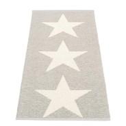 pappelina - Viggo Star Teppich 150x70cm