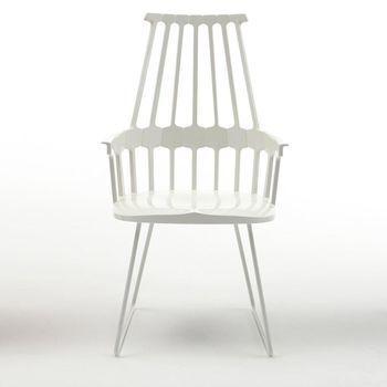 Kartell: Hersteller - Kartell - Comback Chair Kufe