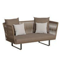 Kettal - Bitta 2-Seater Outdoor Sofa