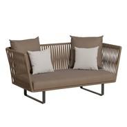 Kettal - Bitta 2-Sitzer Outdoor Sofa