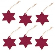 Hey-Sign - Christmas Ornament Set Star