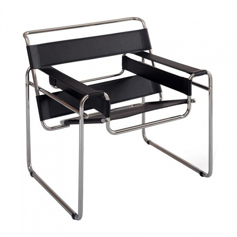 Knoll International Wassily Marcel Breuer Sessel Ambientedirect