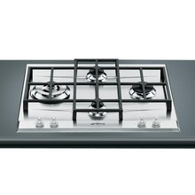 Smeg - P1641XTD Inset Gas Cooking Plate