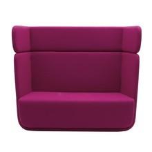 Softline - Softline Basket Sofa mit hohem Rücken