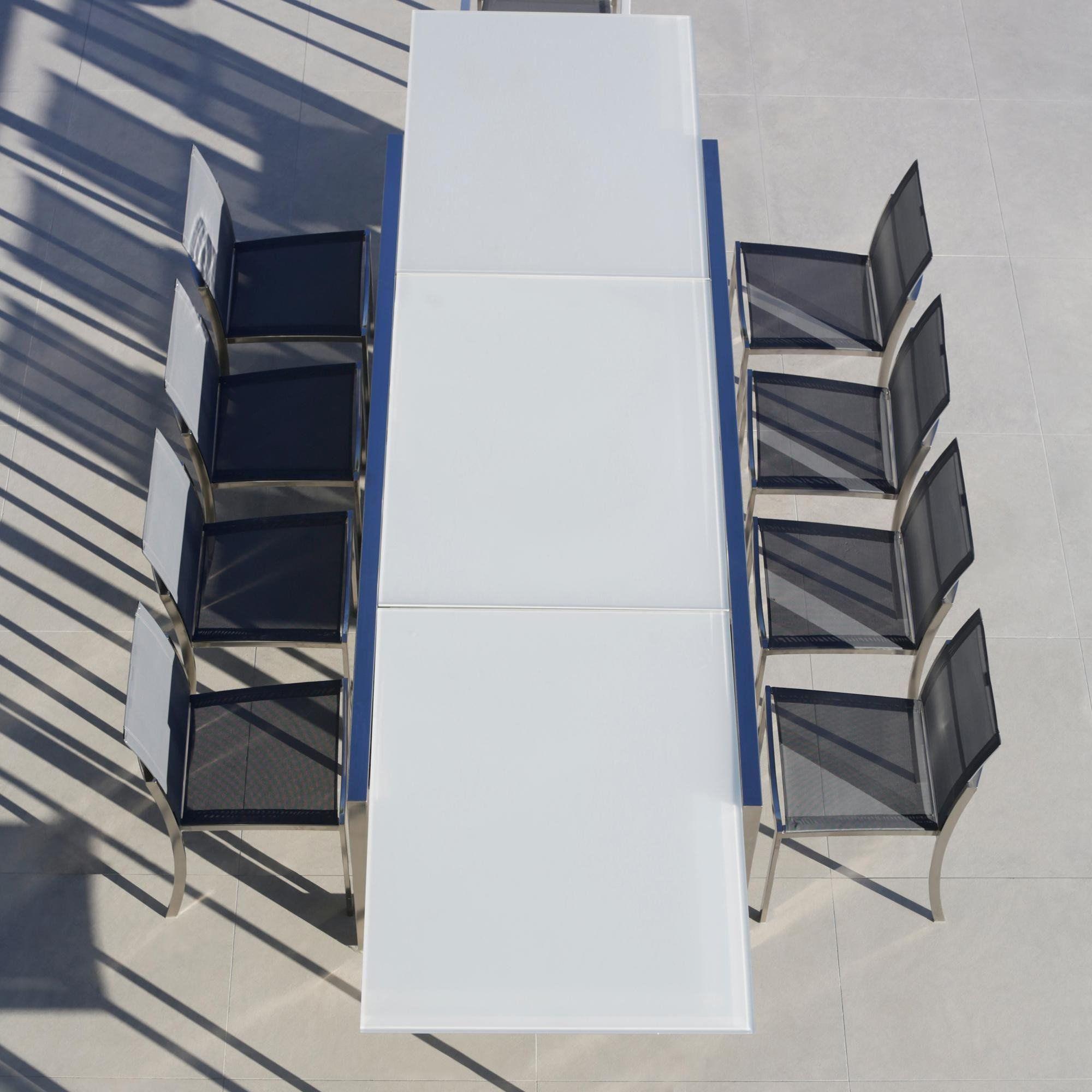Royal Botania  Ninix Garden Table Extendable