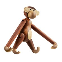 Kay Bojesen Denmark - Figura de madera mono mediano