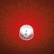Radius - Shining - Plafonnier Bombay