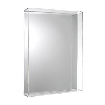 Kartell - Only Me Spiegel 50x70 - transparent/transparent