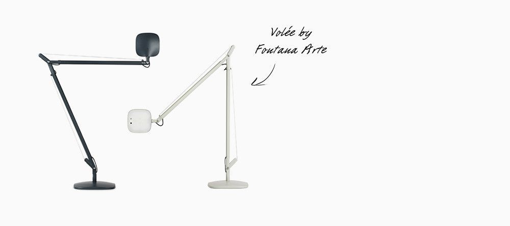 Presenter Herstellerseite FontanaArte Volée
